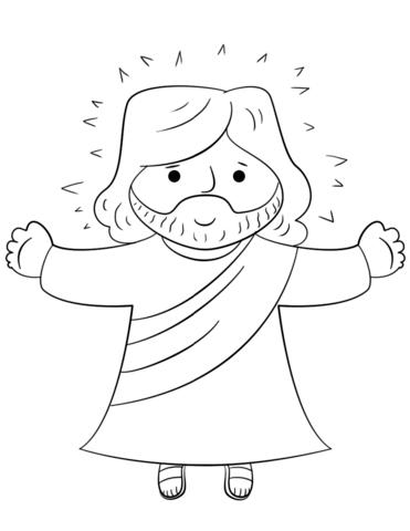 cartoon-jesus-coloring-page