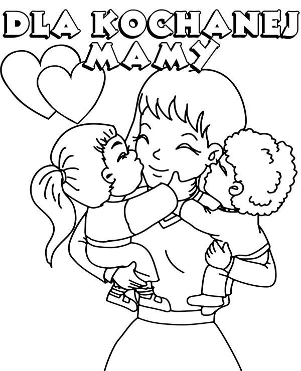 dzien-matki-kartka-kolorowanka-dzieci