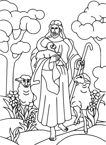 jesus-holding-lamb-coloring-page
