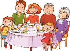 sprytny-dined-rysunek-rodzina-stół-wektory-klipart_csp53219460