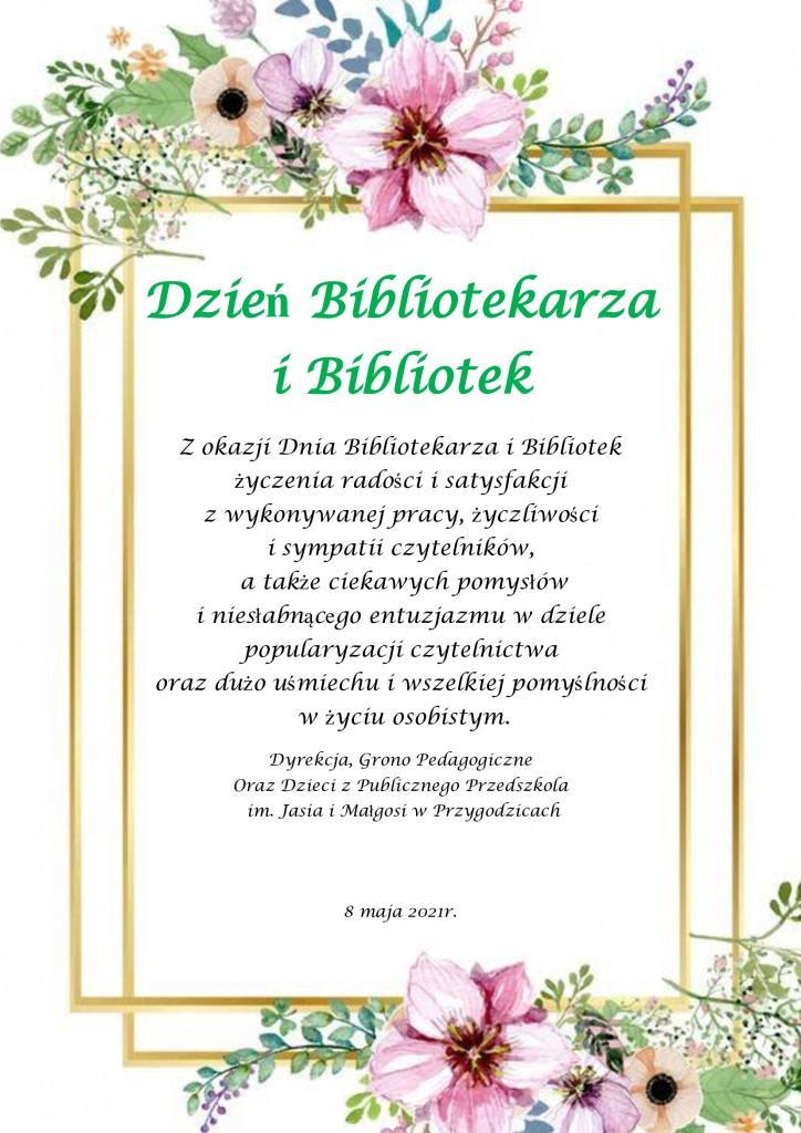Dzień-Bibliotekarza